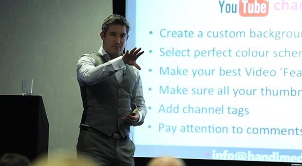 Stephen_Presenting