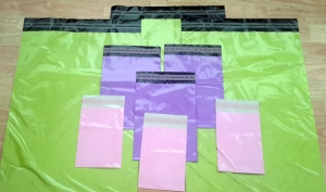 Various sizes and Colours - Mailing Bags